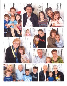Grandparents Day Collage