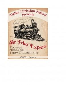 Polar Express Movie Nite